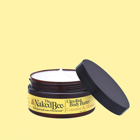 Naked Bee Honey Body Butter