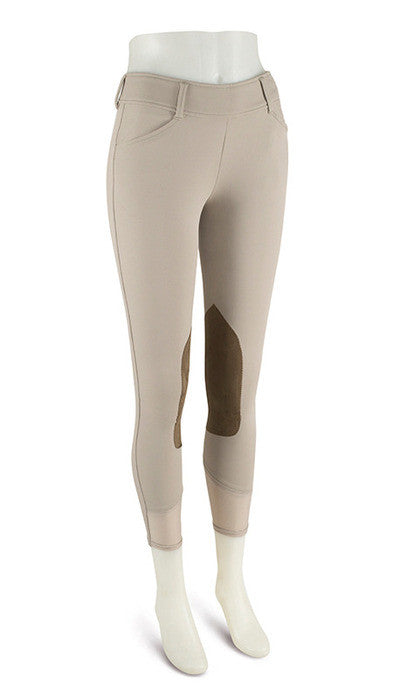 RJ Classics Thermal Low Rise Side Zip Breech