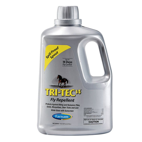 Tri-Tec 14 Fly Repellent EZ Pour