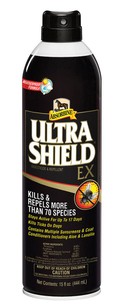 UltraShield EX Insecticide & Repellent Fly Spray