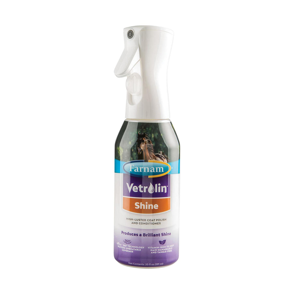 Vetrolin Shine -  360 degree spray