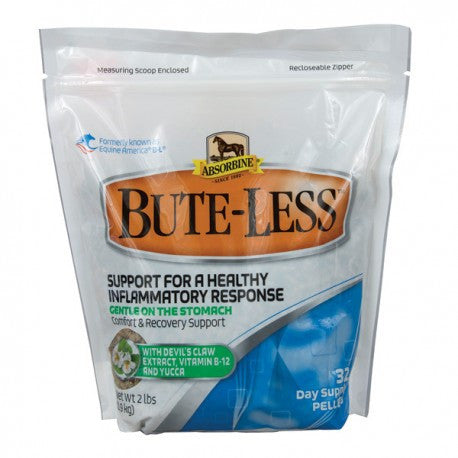 Bute-Less Inflammatory Supplement and Paste