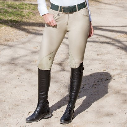 Pikeur Ciara McCrown Kneepatch Breech