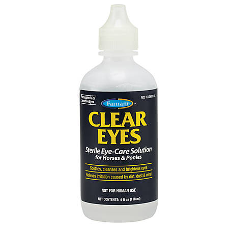 Clear Eyes for Horses