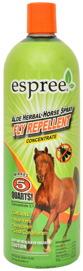 Aloe Herbal Fly Repellent Concentrate