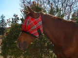 Kensington Fly Mask w/ Webbing Trim
