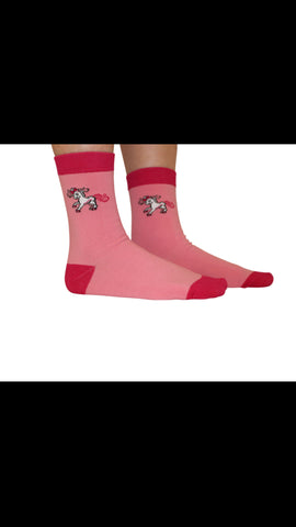 Belle & Bow Kids Logo Socks