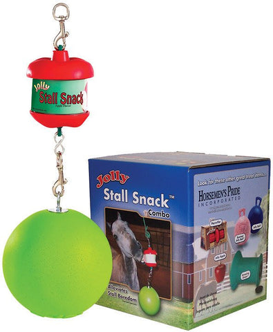 Jolly Stall Snack Combo with Ball