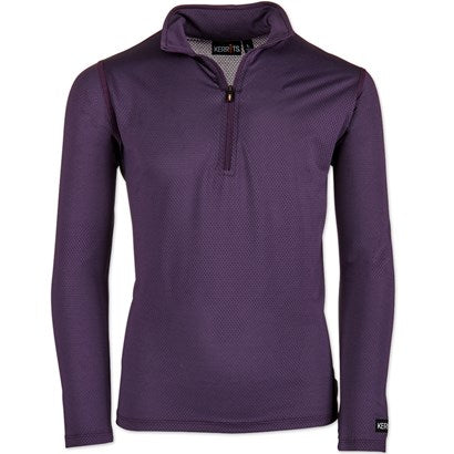 Kerrits Girls Ice Fil Long Sleeve 1/4 Zip