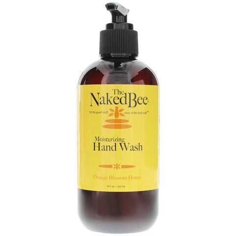 Orange Blossom Honey Moisturizing Hand Wash