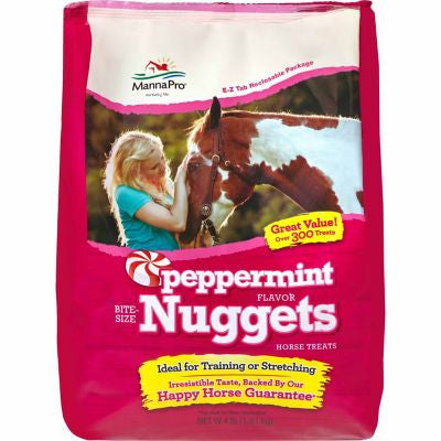 Bite Size Nugget Horse Treats