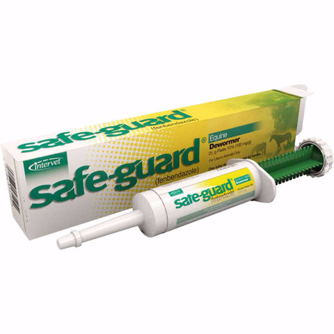 Safeguard Equine Dewormer