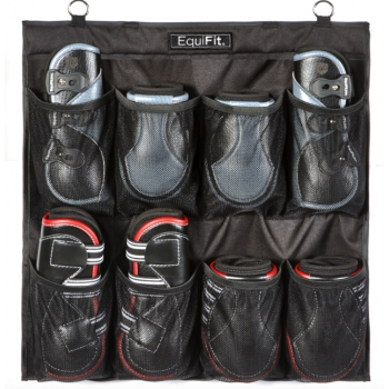 Equifit Hanging Boot Organizer 24 Pocket