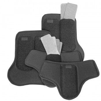 Equifit Weighted T Foam Liner - Front