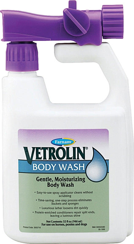 Vetrolin Body Wash