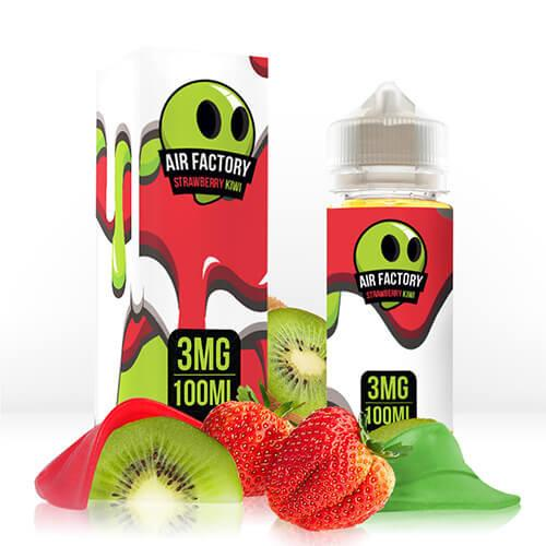 Air Factory Eliquid - Strawberry Kiwi