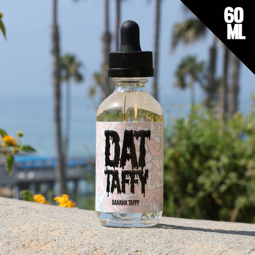Banana Taffy Ejuice by Dat Taffy Eliquid 60ml