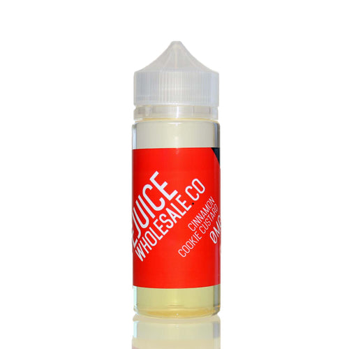 Cinnamon Cookie Custard Ejuice by EJW Eliquid 120ml