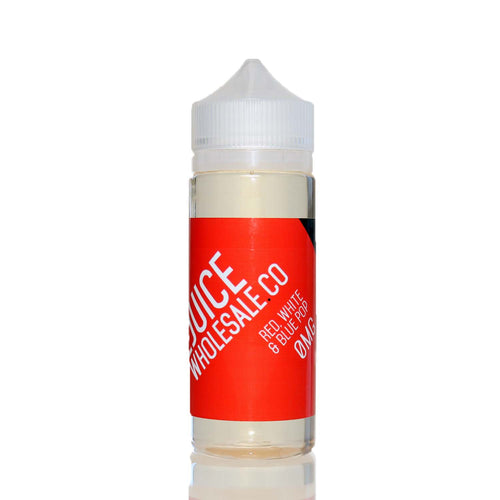 Red, White & Blue Pop Ejuice by EJW Eliquid 120ml
