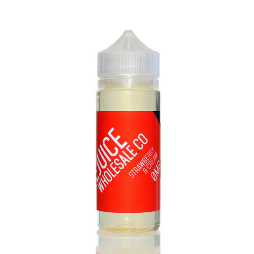 Strawberries & Cream Ejuice by EJW Eliquid 120ml
