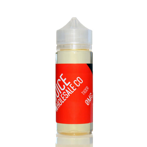 Tiger Ejuice by EJW Eliquid 120ml