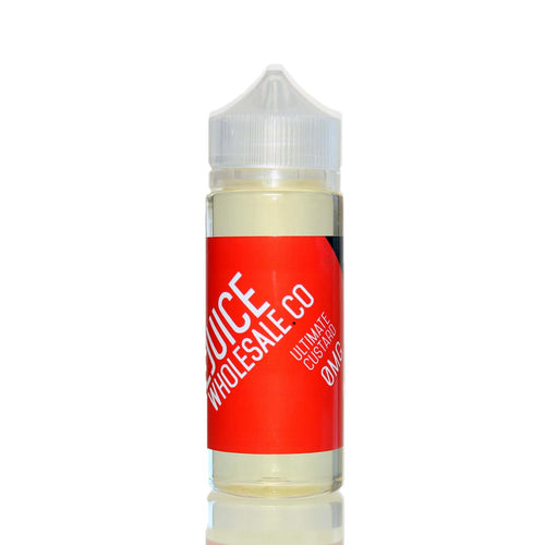 Ultimate Custard Ejuice by EJW Eliquid 120ml