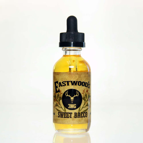 Sweet Bacco Ejuice by Eastwood's Eliquid 60ml