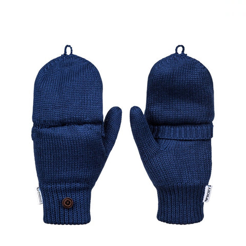 Alta Hydrosmart Convertible Mittens 19/20 - Blue & Gold Boardshop