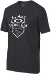 Oakley Slopes Tee - Blue & Gold Boardshop