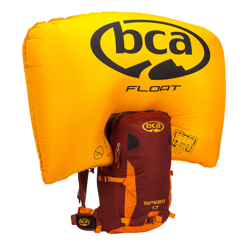 Float 17 Speed Airbag - Blue & Gold Boardshop