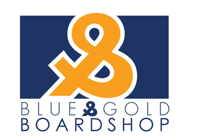 Gift Card - Blue & Gold Boardshop
