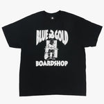 Deathrow Records Shirt 19/20 - Blue & Gold Boardshop