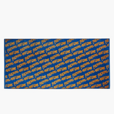 FA Towel - Blue & Gold Boardshop