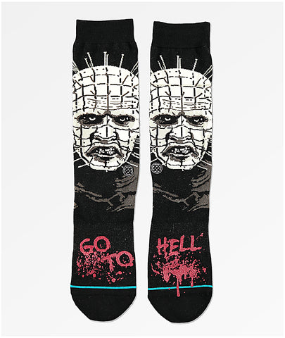Hell Raiser Sock 19/20 - Blue & Gold Boardshop