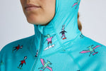 Women's Classic Ninja Suit 19/20 - Blue & Gold Boardshop