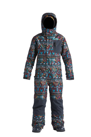 Youth Freedom Suit 19/20 - Blue & Gold Boardshop