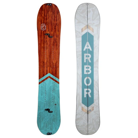 Women's Proto Type Two Snowboard 19/20 - Blue & Gold Boardshop