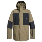 Command Snow Jacket 19/20 - Blue & Gold Boardshop