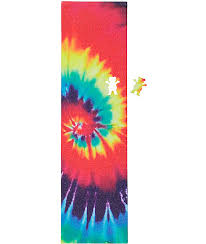 Tie Dye Griptape - Blue & Gold Boardshop
