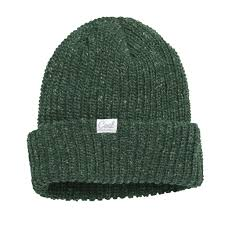 The Edith Beanie - Blue & Gold Boardshop