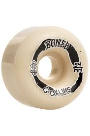 STF Pro Collins Swirkle V6 Wide-Cut Wheels - Blue & Gold Boardshop