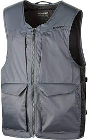 Heli Vest - Blue & Gold Boardshop
