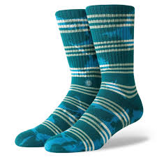 Kurt Sock - Blue & Gold Boardshop