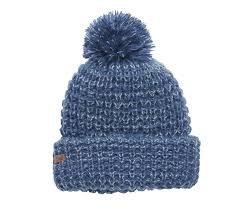 The Kate Beanie - Blue & Gold Boardshop