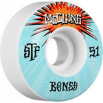 STF Pro Trent McClung Blast V1 Wheels 19/20 - Blue & Gold Boardshop
