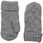 Love and Snow Mittens - Blue & Gold Boardshop