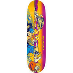 Kyle Twister LTD Deck - Blue & Gold Boardshop