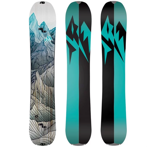 Womens Solution Splitboard 19/20 - Blue & Gold Boardshop