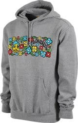 Gonz Head Sweatshirt - Blue & Gold Boardshop