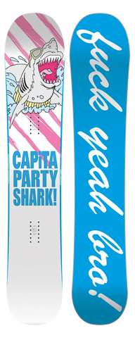 Party Shark Snowboard 20/21